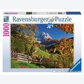 Jigsaw puzzle 1000 pcs - Monte Pelmo, Venice (by Ravensburger)