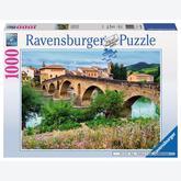 Jigsaw puzzle 1000 pcs - Puente La Reine (by Ravensburger)