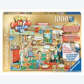 Jigsaw puzzle 1000 pcs - The Birthday - 10 - What If (by Ravensburger)