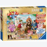 1000 pcs - The portrait - 7 - What If (by Ravensburger)