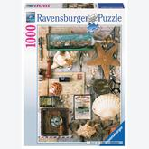 Jigsaw puzzle 1000 pcs - Souvenirs (by Ravensburger)