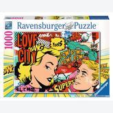 Jigsaw puzzle 1000 pcs - Pop Art (by Ravensburger)