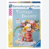 Jigsaw puzzle 1000 pcs - Vintage Beauty (by Ravensburger)