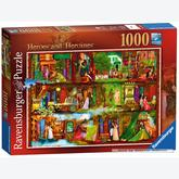 Jigsaw puzzle 1000 pcs - Heroes and Heroines (by Ravensburger)