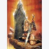 1000 pcs - Rock - Luis Royo (by Heye)