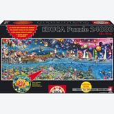 24000 pcs - Life, The Greatest Puzzle - Genuine (by Educa)