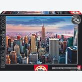 1000 pcs - Midtown Manhattan, New York - Genuine (by Educa)