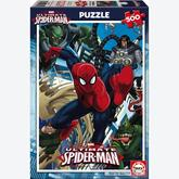 Jigsaw puzzle 500 pcs - Ultimate Spiderman - Marvel (by Educa)