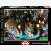 Jigsaw puzzle 1000 pcs - Fairy Ball - Genuine (by Educa)