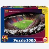 Jigsaw puzzle 1000 pcs - Camp Nou - FC Barcelona (by Educa)