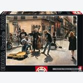 Jigsaw puzzle 1500 pcs - Streets of New Orleans - Genuine (by Educa)