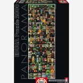 Jigsaw puzzle 2000 pcs - Beers - Vertical (by Educa)