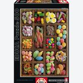 Jigsaw puzzle 500 pcs - Sweet Collage (by Educa)