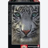 Jigsaw puzzle 500 pcs - White Tiger (by Educa)