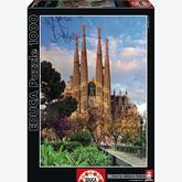 1000 pcs - Sagrada Familia (by Educa)