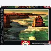 Jigsaw puzzle 1000 pcs - Great Ocean Road - Genuine (by Educa)