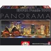 Jigsaw puzzle 1000 pcs - Sydney at Night - Panorama (by Educa)