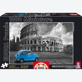 Jigsaw puzzle 1000 pcs - Colosseum Rome - Miniature (by Educa)