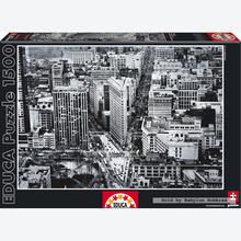 Jigsaw puzzle 1500 pcs - Intersection (by Educa)