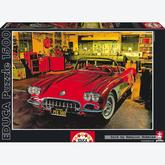 Jigsaw puzzle 1500 pcs - Tune Up (by Educa)