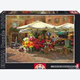 Jigsaw puzzle 1500 pcs - Market (by Educa)