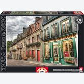 Jigsaw puzzle 2000 pcs - Petit Champlain Neighbourhood, Quebec (by Educa)