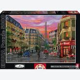 Jigsaw puzzle 5000 pcs - Rue Paris (by Educa)