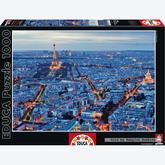 1000 pcs - Lights in Paris - Genuine (by Educa)