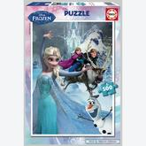 500 pcs - Frozen - Frozen (by Educa)