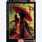 1000 pcs - Umbrella - Misstigri (by Educa)