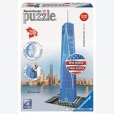 216 pcs - One World Trade Center - Puzzle 3D (by Ravensburger)