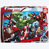 Jigsaw puzzle 1000 pcs - The Avengers - Marvel (by Educa)