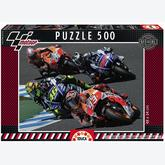 Jigsaw puzzle 500 pcs - Moto GP 2014-2015 (by Educa)