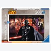 500 pcs - Star Wars Saga - Star Wars (by Ravensburger)