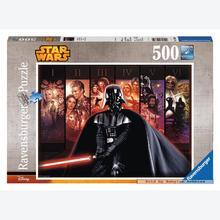 Jigsaw puzzle 500 pcs - Star Wars Saga - Star Wars (by Ravensburger)
