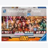 1000 pcs - Star Wars Legends - Star Wars (by Ravensburger)
