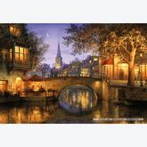 Jigsaw puzzle 500 pcs - Twilight Reflections - Eugene Lushpin (by Gibsons)