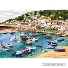 Jigsaw puzzle 1000 pcs - Mousehole - Terry Harrison (by Gibsons)