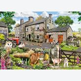 Jigsaw puzzle 1000 pcs - Farmyard Friends - Howard Robinson (by Gibsons)