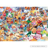 Jigsaw puzzle 1000 pcs - Ready Steady Whoops! - John Francis (by Gibsons)