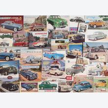 Jigsaw puzzle 1000 pcs - Robert Opie - Motoring Memories  - Memories (by Gibsons)