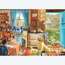 Jigsaw puzzle 1000 pcs - Home Sweet Home  - Steve Crisp (by Gibsons)