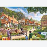 Jigsaw puzzle 1000 pcs - Rural Life - Steve Crisp (by Gibsons)