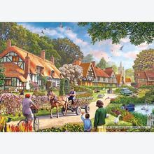 Jigsaw puzzle 1000 pcs - Rural Life - Steve Crisp (by Gibsons)