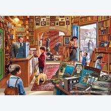 Jigsaw puzzle 1000 pcs - Hidden Treasures - Steve Crisp (by Gibsons)