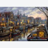 1000 pcs - Still Waters - Eugene Lushpin (by Gibsons)