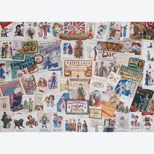 Jigsaw puzzle 1000 pcs - First World War Centenary - Memories (by Gibsons)