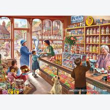Jigsaw puzzle 2000 pcs - A Special Treat - Steve Crisp (by Gibsons)