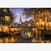 Jigsaw puzzle 2000 pcs - Twilight Reflections - Eugene Lushpin (by Gibsons)