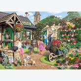 Jigsaw puzzle 1000 pcs - Glenny's Garden Shop - Steve Read (by Gibsons)